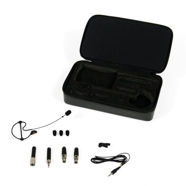 Samson SE50 Micro Condenser Mic, Black