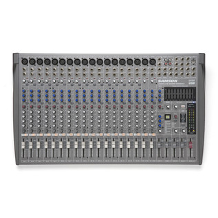 Samson 20-Channel/4-Bus Pro Mixing Console