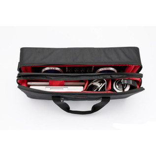 Magma Digi Control DJ Bag, Black/Red, XXL Fits SX and S1
