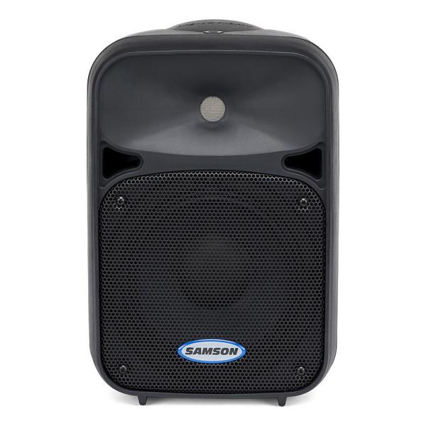 Samson Auro D208A Active PA Speaker, Front