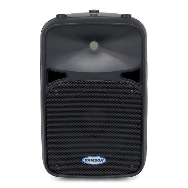 Samson Auro D210A Active PA Speaker, Front