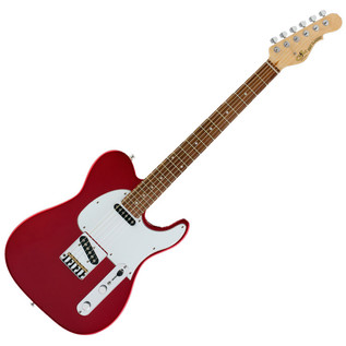G & L Tribute ASAT Classic, RW, Candy Apple Red