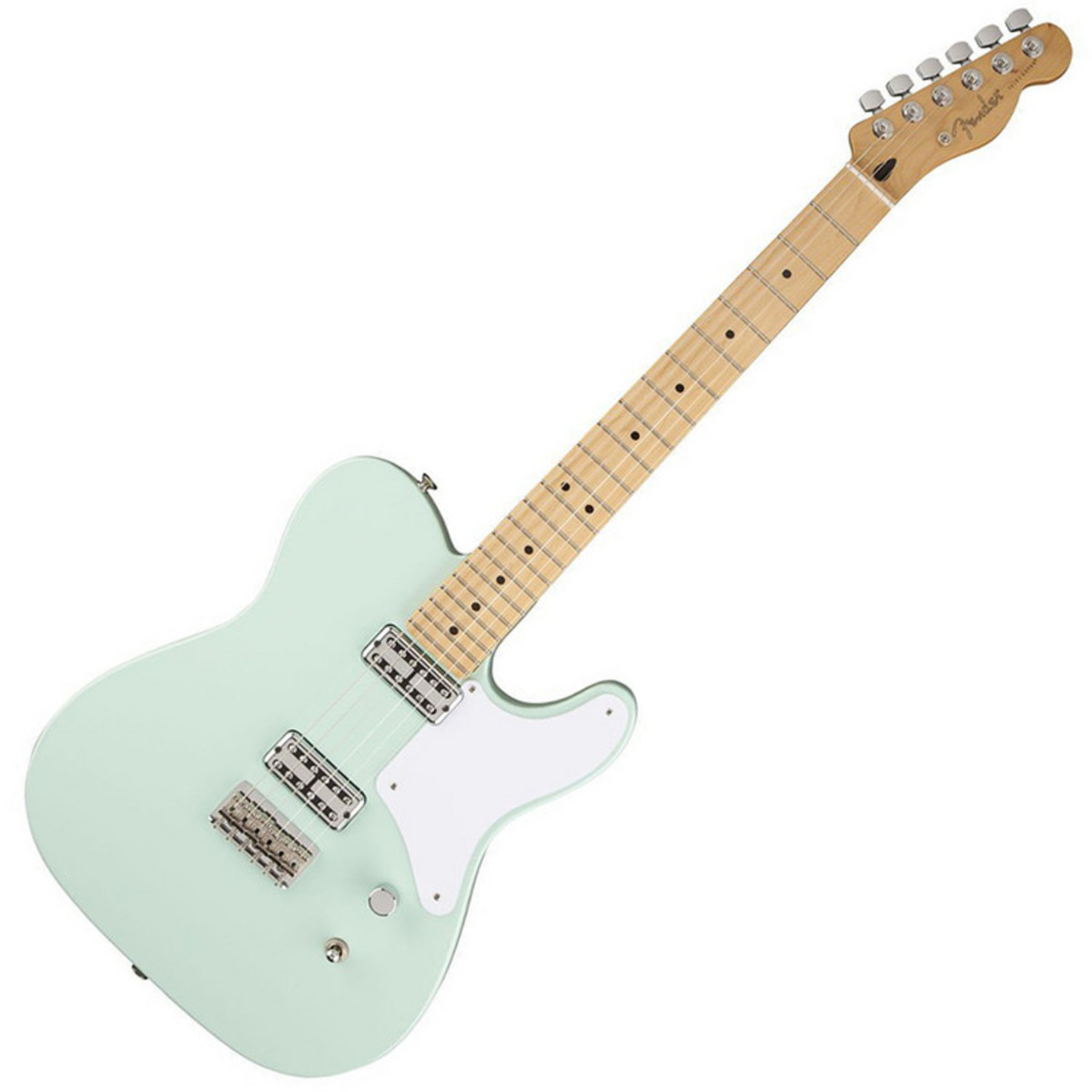 fender classic player cabronita telecaster guitar surf green at gear4music. Black Bedroom Furniture Sets. Home Design Ideas