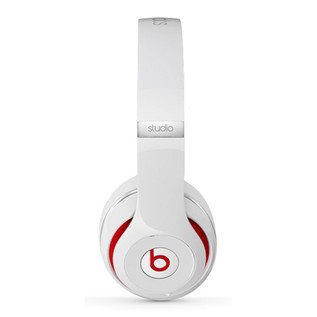 Beats by Dre Studio 2.0 Over-Ear Headphones, White