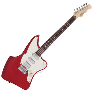 Fret King Black Label Ventura Electric Guitar, Candy Apple Red