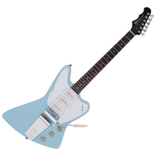 Fret King Black Label Esprit III Electric Guitar, Laguna Blue