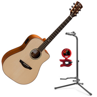 Faith Trembesi Saturn Electro Acoustic + FREE Snark Tuner and Stand
