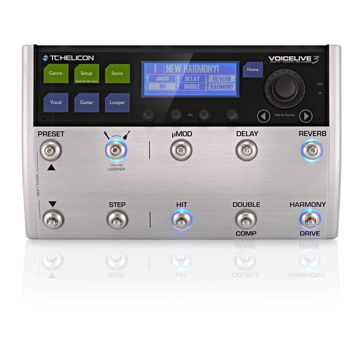 tc helicon voicelive 3 vocal processor at gear4music. Black Bedroom Furniture Sets. Home Design Ideas