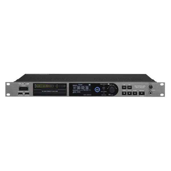 Tascam DA-3000 2 Channel High Definition Audio Recorder