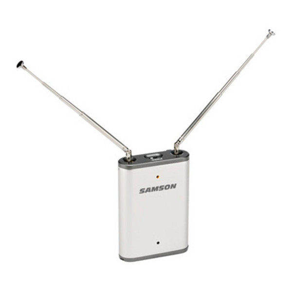 Samson AirLine Micro AR2 Wireless Receiver E1 - Front Angled Right