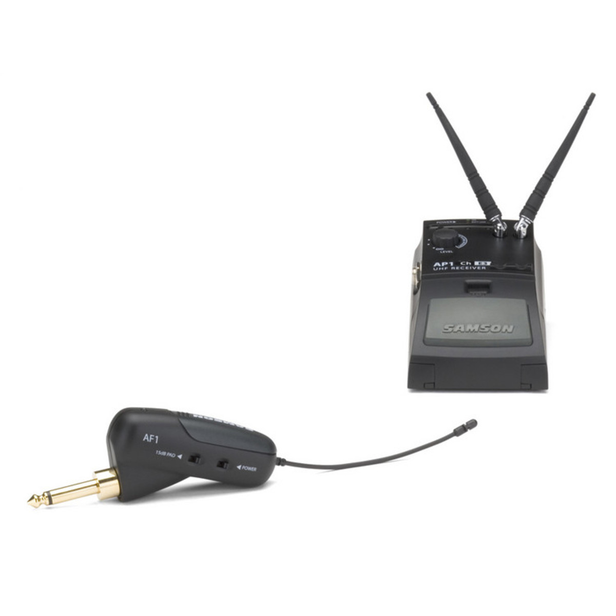 Click to view product details and reviews for Samson Airline Af1 Guitar Uhf Wireless System E2.