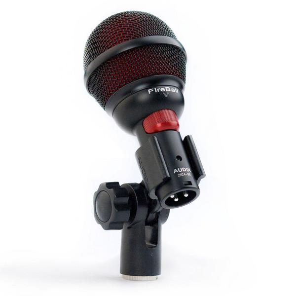Audix Fireball Dynamic Cardioid Ultra Small Microphone w/ Volume Knob