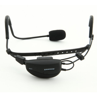 Samson AirLine 77 AH1/QV10E Headset Microphone and Transmitter E2
