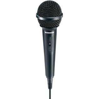 Samson R10S Dynamic Mic W/Switch