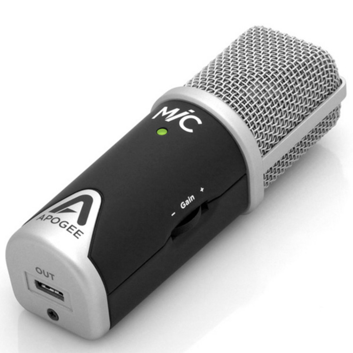 Apogee Mic 96k Usb Microphone For Ipad Iphone And Mac At