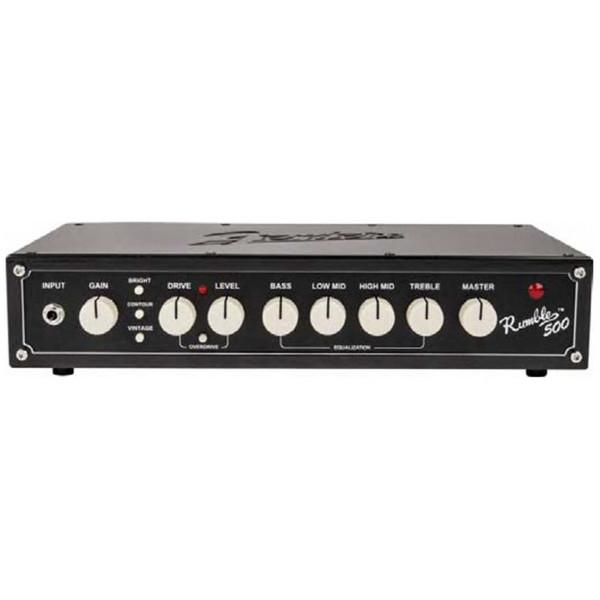 Fender Rumble 500 Bass Amp Head