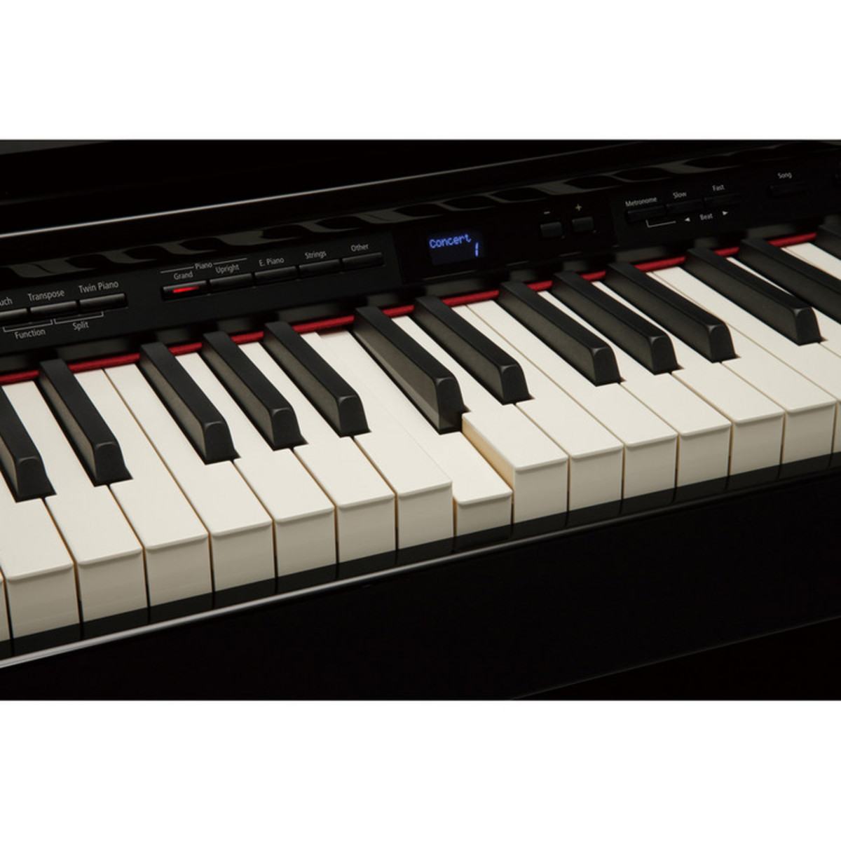 Roland Piano Keyboard : roland dp90se digital piano polished ebony at gear4music ~ Vivirlamusica.com Haus und Dekorationen
