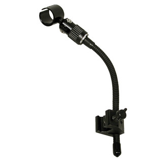 Audix D-Clamp Flexible Gooseneck Clip with Drum Tension Lug Clamp