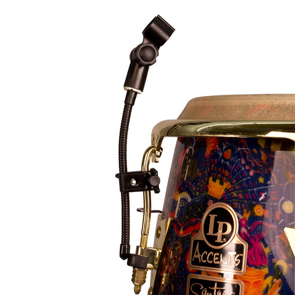 Audix D-Clamp Flexible Gooseneck Clip with Drum Tension Lug Clamp