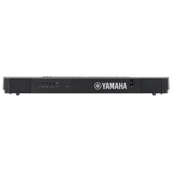 Yamaha P-Series P-255 Lightweight Digital Piano, Black
