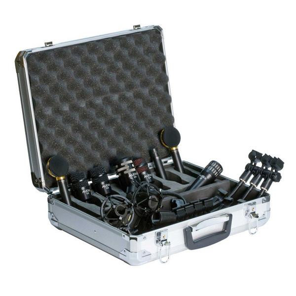 Audix Studio Elite 8 8-piece Studio Microphone Package