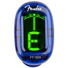Fender FT-1620 California serii Clip-On Tuner, Blue Lake Placid