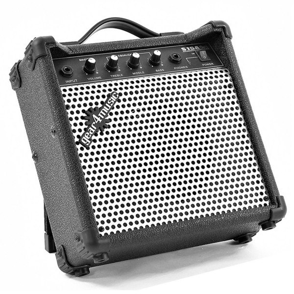 15W Acoustic Amp