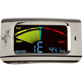 Fender Yngwie Malmsteen FCT15BC Clip-On Tuner