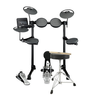 Yamaha DTX430K Electronic Drum Kit with FREE Stool and Sticks