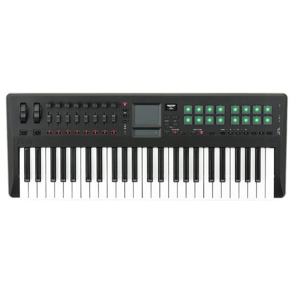 Ansluta MIDI-tangentbord till garage band