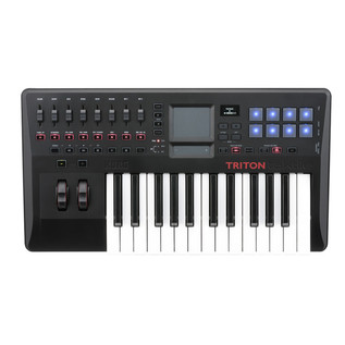 Korg TRITON Taktile-25 25 Key Controller Keyboard with Triton Sounds