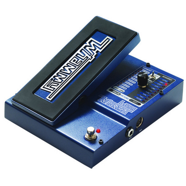 DigiTech Bass Whammy Pitch Shifting Effects Pedal