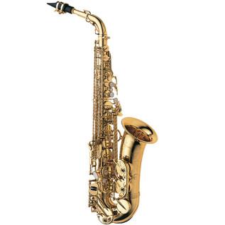Yanagisawa A991 Alto Saxophone, Gold Lacquer - Ex Demo
