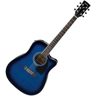 Ibanez PF15ECE-TBS Acoustic Guitar