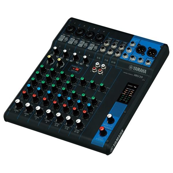 Yamaha MG10 Analog Mixing Console