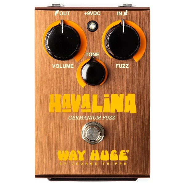 Way Huge Havalina Germanium Fuzz Pedal