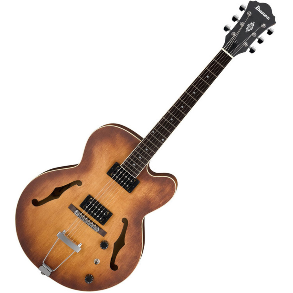 Click to view product details and reviews for Ibanez Af55 Artcore Tobacco Flat.