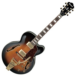 Ibanez AF75TDG Artcore Electric Guitar, Vintage Sunburst