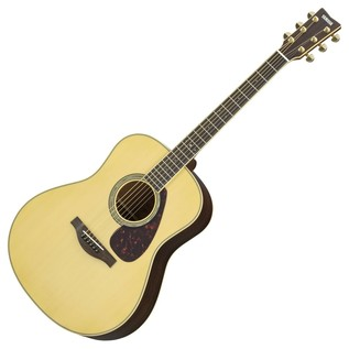 Yamaha LL6ARE Electro Acoustic, Natural