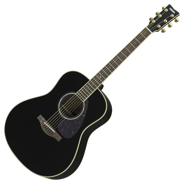 Yamaha LL6ARE Electro Acoustic, Black