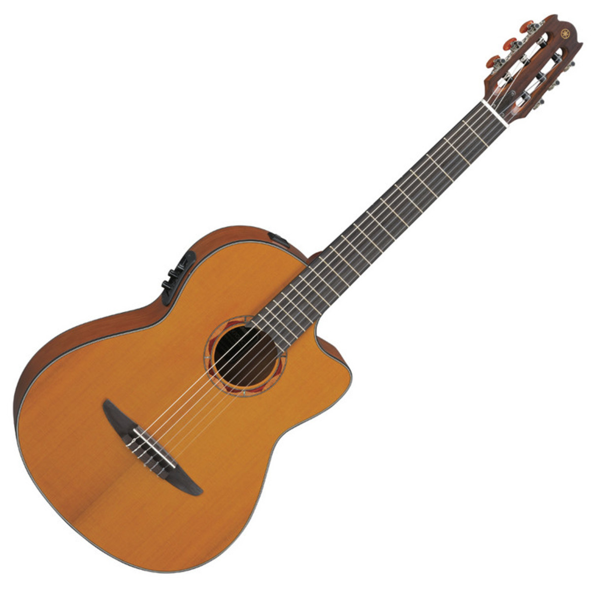 yamaha ncx700c classical guitar natural at