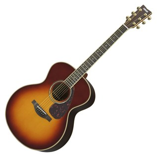 Yamaha LJ16ARE Electro Acoustic Guitar, Sunburst