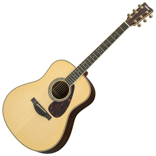 Yamaha LL16ARE Acoustic Guitar, Natural