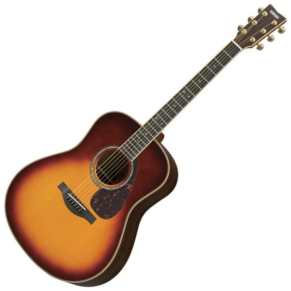 Yamaha LL16ARE Acoustic Guitar, Sunburst