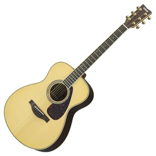 Yamaha LS16ARE Electro Acoustic Guitar, Natural