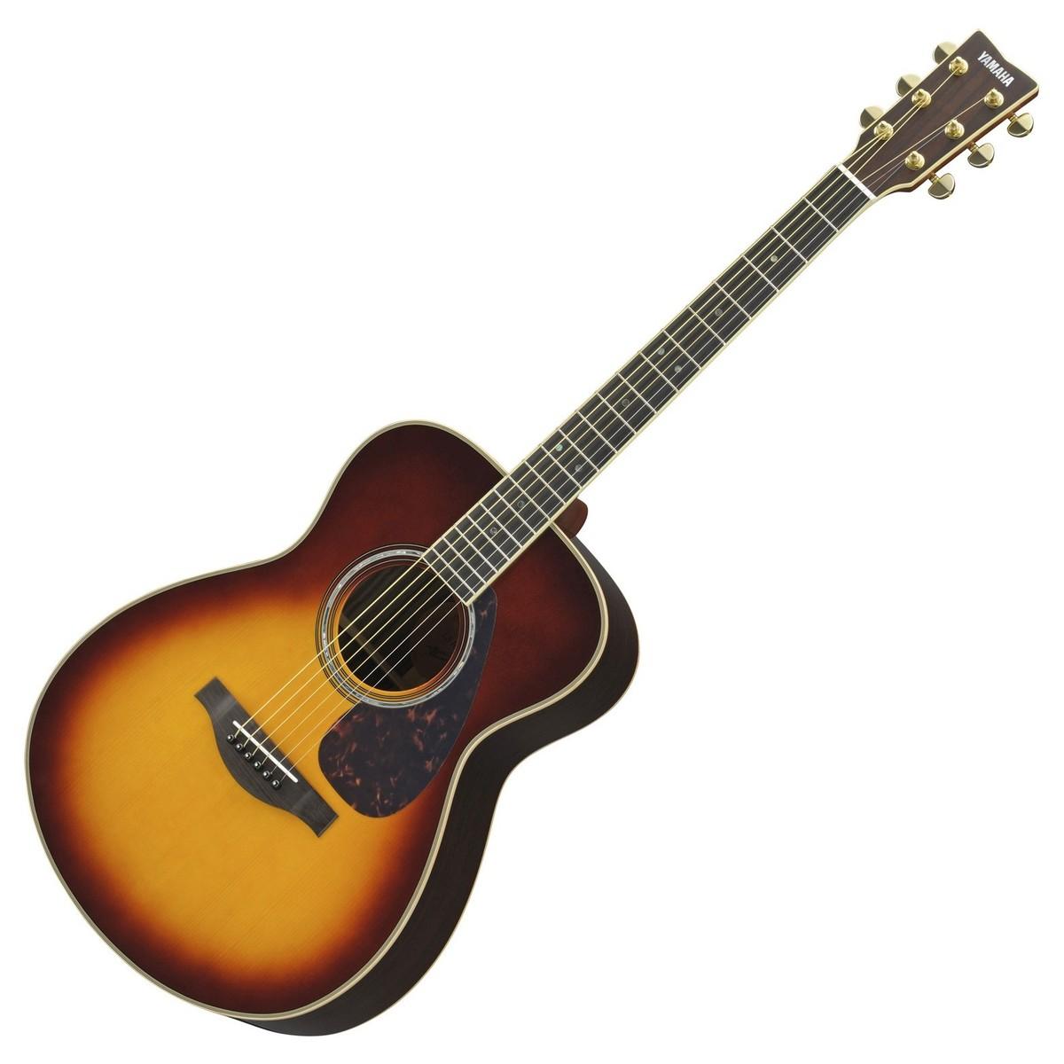 yamaha ls16are guitare acoustique sunburst. Black Bedroom Furniture Sets. Home Design Ideas