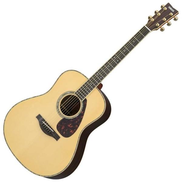 Yamaha LL16D Acoustic Guitar, Natural