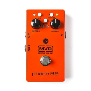 MXR Custom Shop Phase 99 FRONT