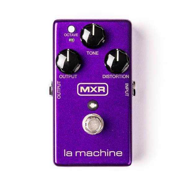 MXR Custom Shop La Machine Fuzz Pedal
