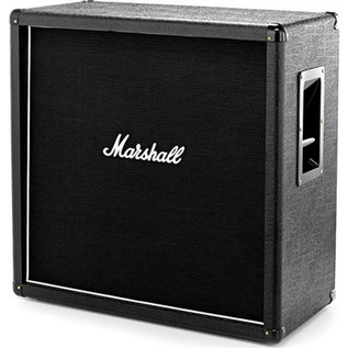 Marshall MX412B Straight 4x12in Celestion G12E-60 Speakers